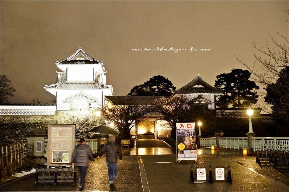 27金澤城點燈1