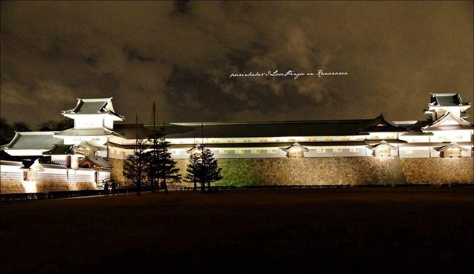 30金澤城點燈4