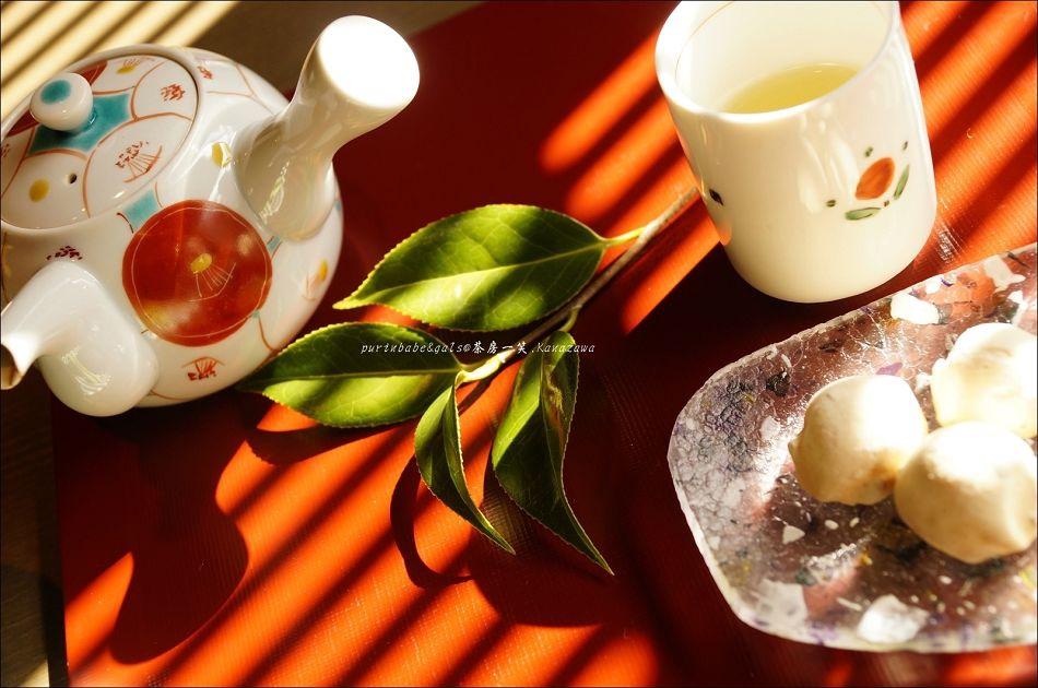 26玄米茶與鈴玉