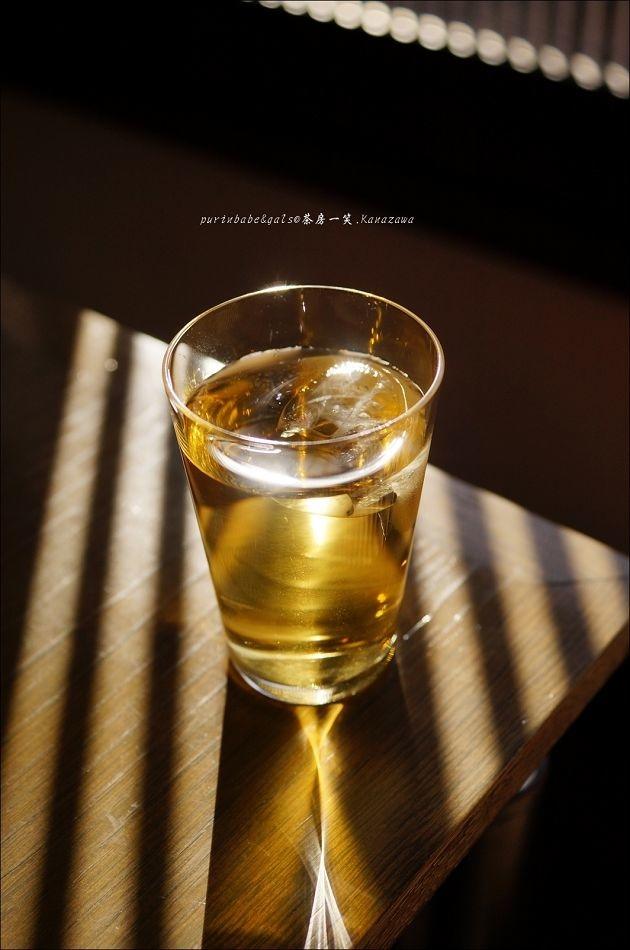 22冰鎮加賀棒茶