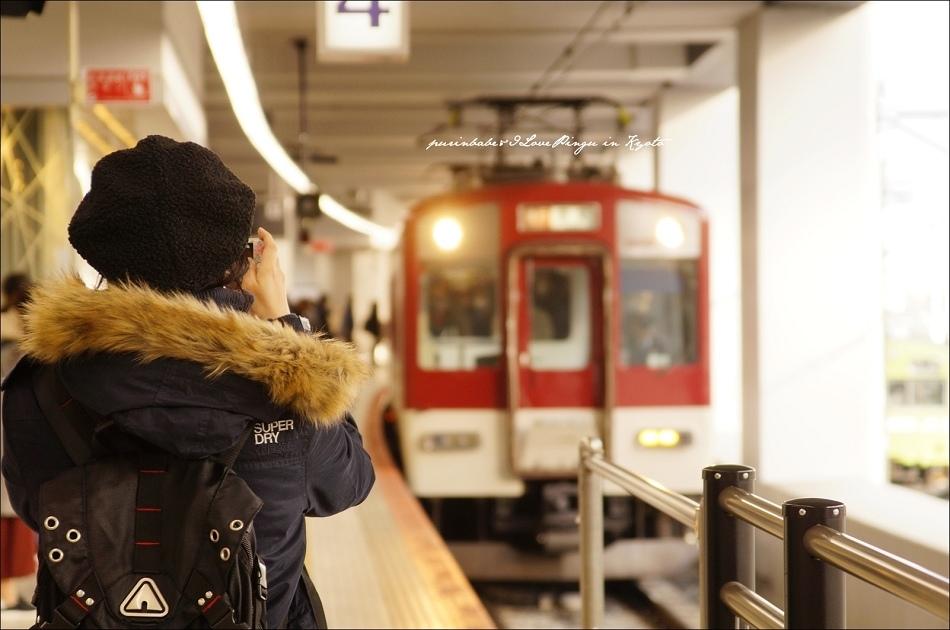3搭近鐵到奈良2