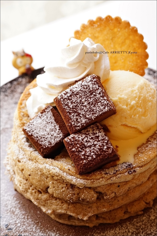 24冬季限定巧克力鬆餅2