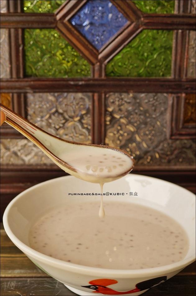 47九記食糖水芋頭椰汁西米露1