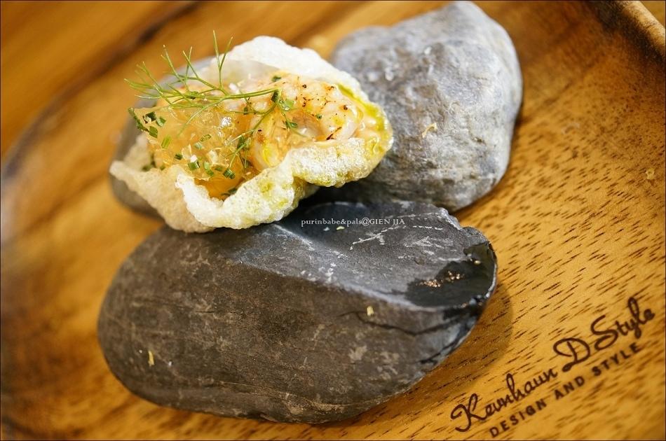 24炙燒鮮蝦馬賽風味米餅1