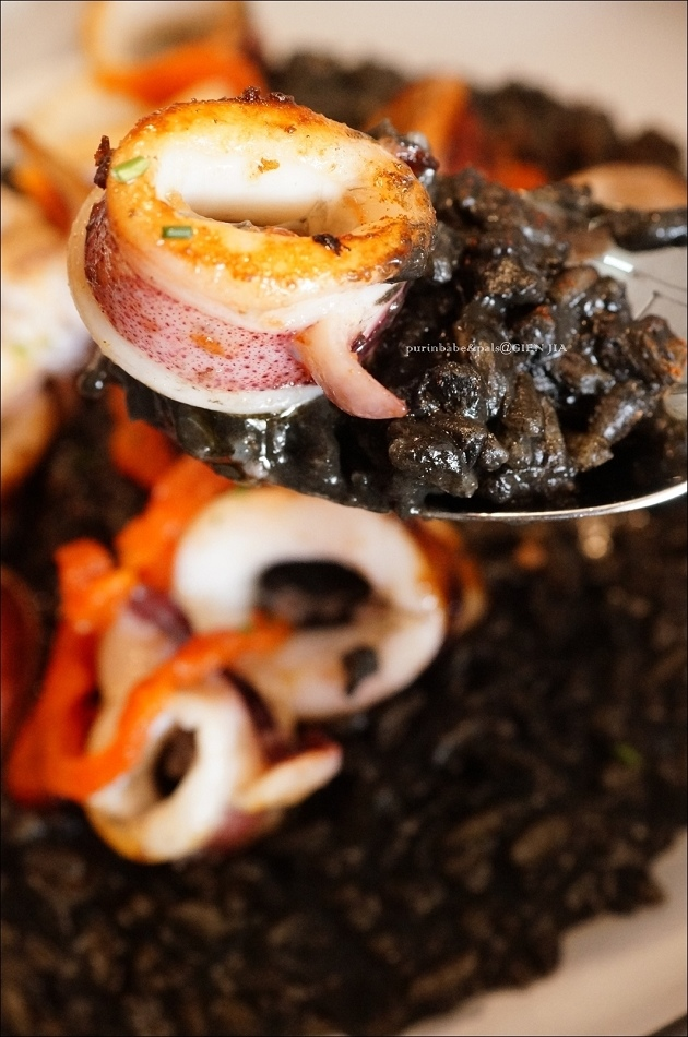 31乾煎小卷與墨魚燉飯2