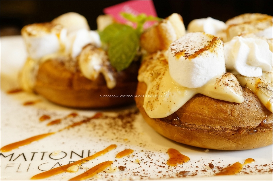 31甜甜圈鬆餅與堅果咖啡提拉米蘇2