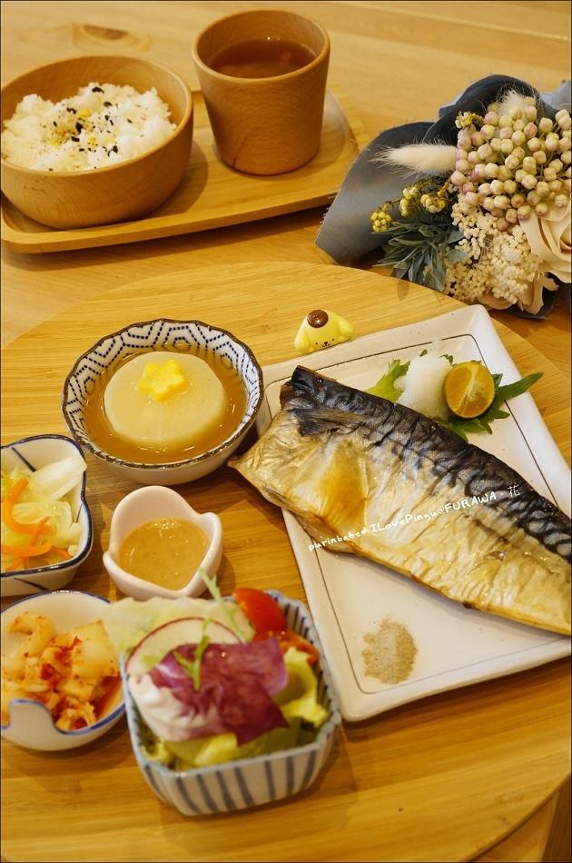24椒鹽烤鯖魚定食1