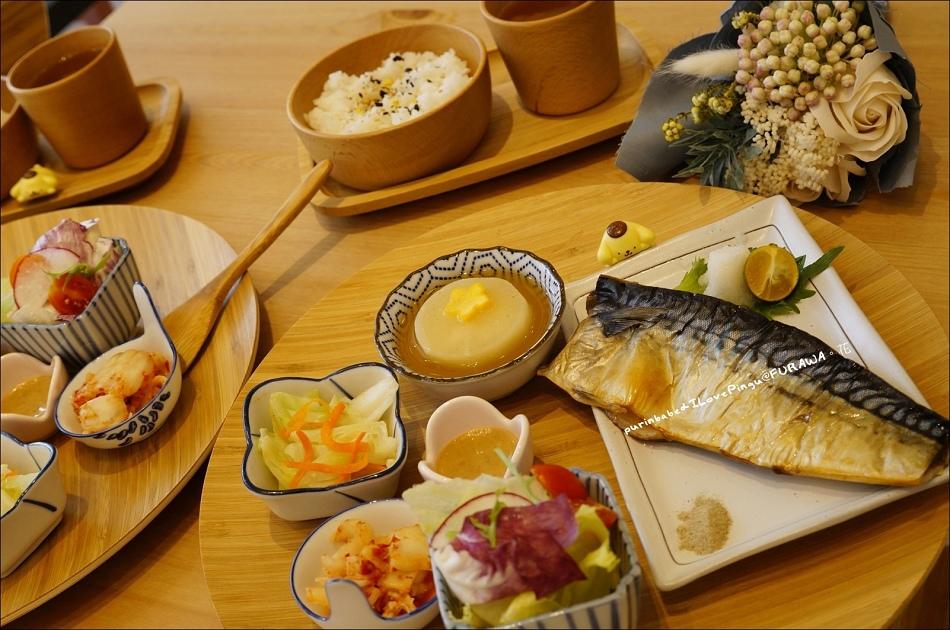 25椒鹽烤鯖魚定食2