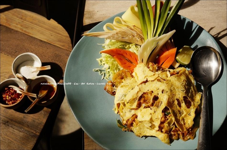 39泰式雞肉炒河粉1