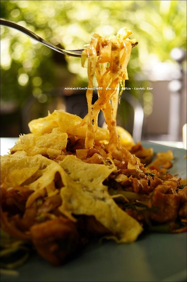 41泰式雞肉炒河粉3