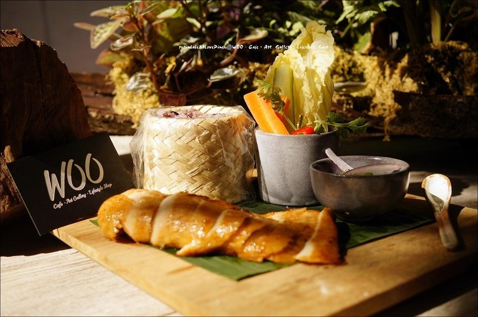 36泰北鄉村烤豬糯米飯1