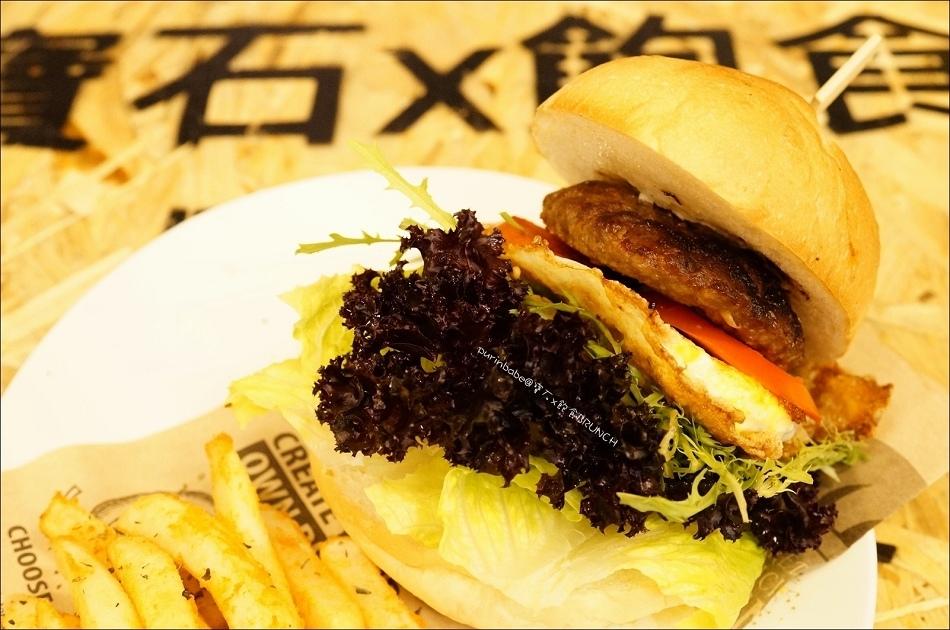 25手工牛排漢堡3