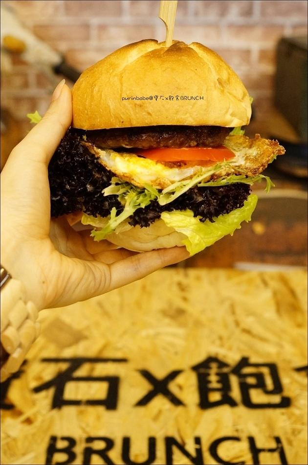 24手工牛排漢堡2