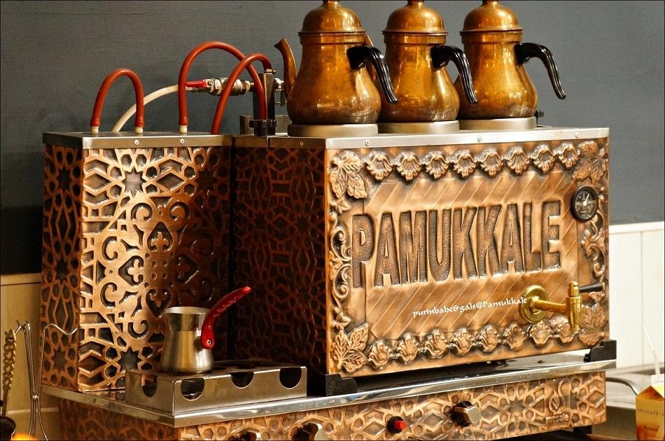 17土耳其煮茶機