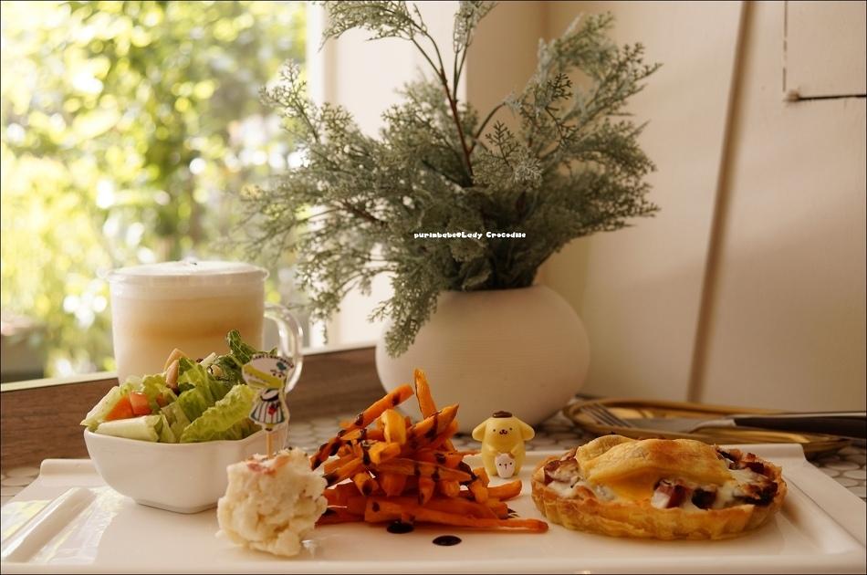 28腸腸看鄉村蔬菜鹹派套餐1