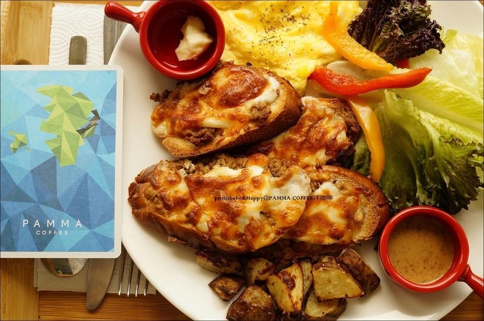 37湯姆傑瑞焗明太子麵包佐煎蛋2
