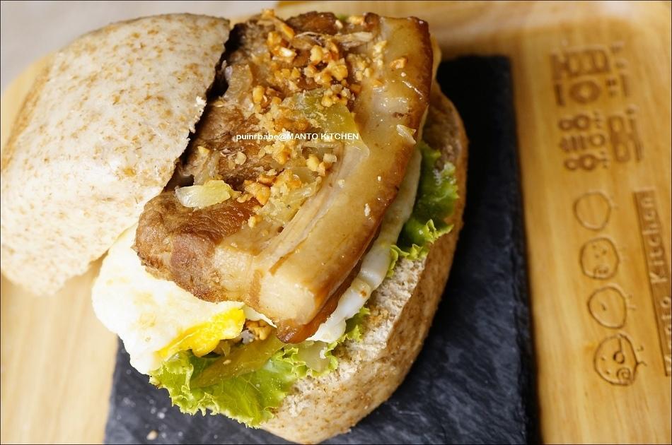 28魯肉蛋全麥饅頭