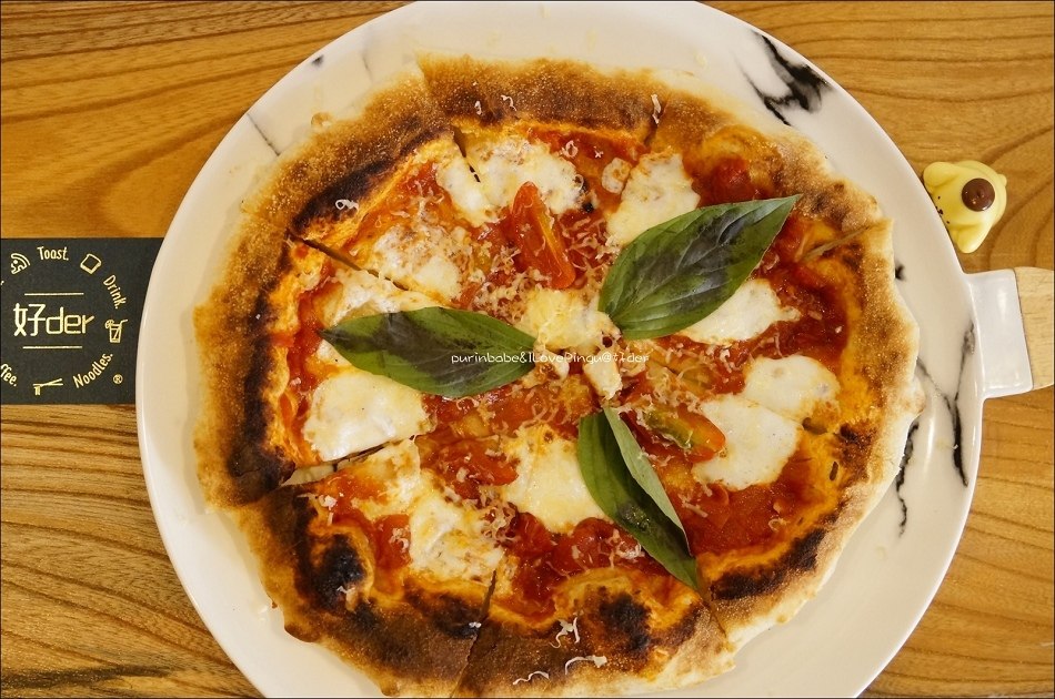 24瑪格麗特披薩