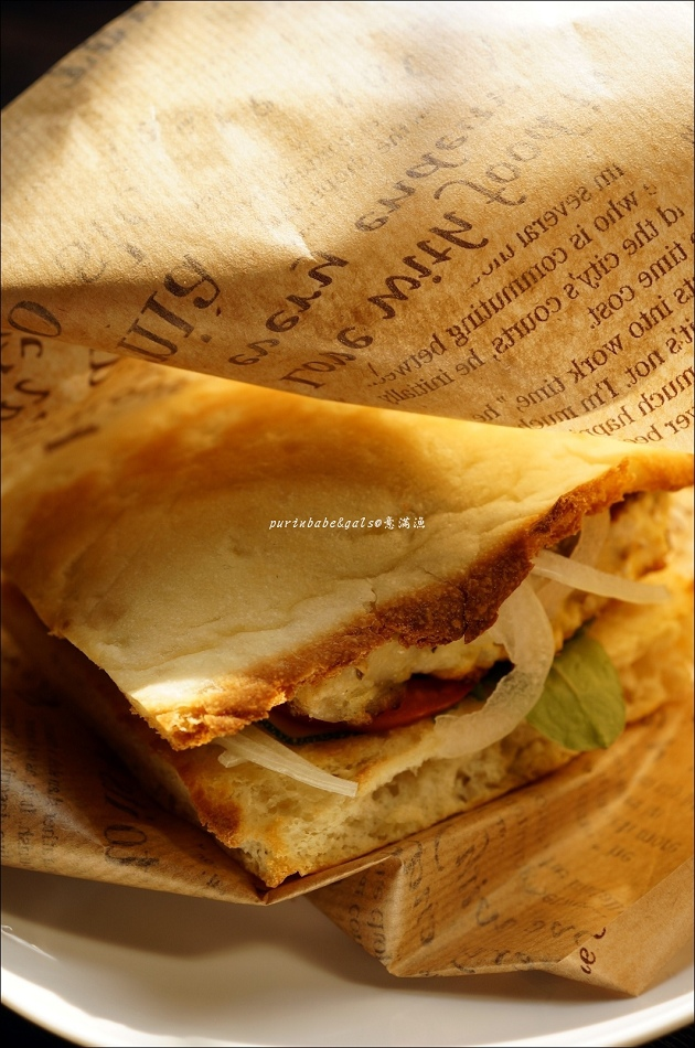 22芫花虱目魚三明治