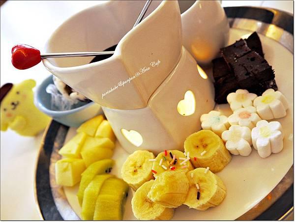 8巧克力鍋水果.JPG