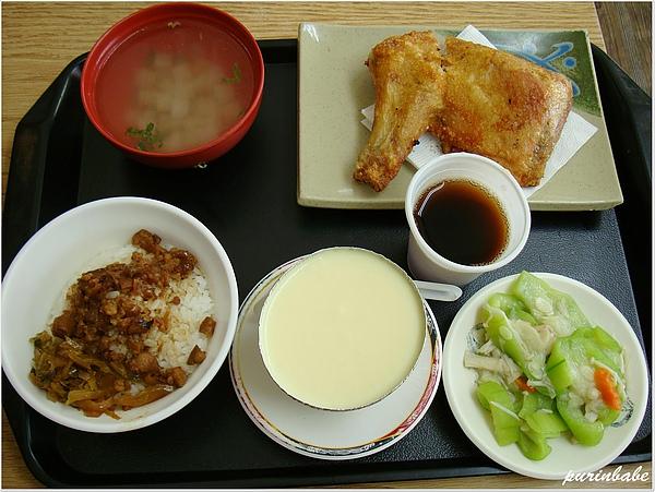 14雞腿飯套餐.JPG