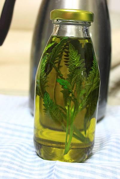 香草橄欖油