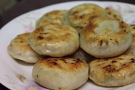 蔥阿伯餡餅
