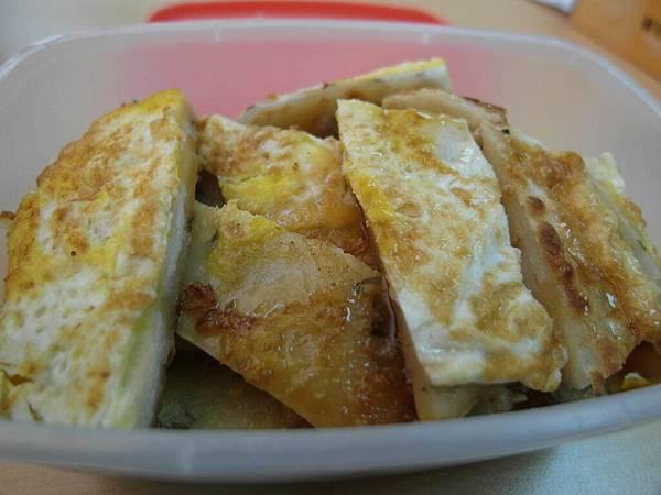 水餃皮做成蔥油餅