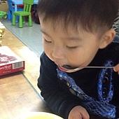 香蕉堅果杯子蛋糕