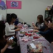 11/04珠寶捧花課