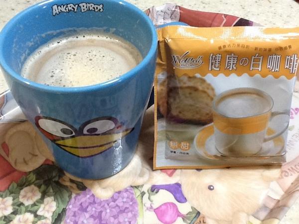 WeWell健康の白咖啡:濃.純.香~白咖啡