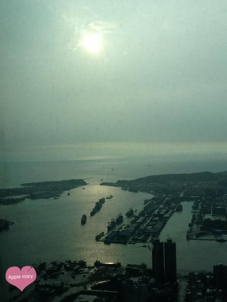 85Sky Tower View Deck:View Deck 74樓觀景台下午茶(85大樓)