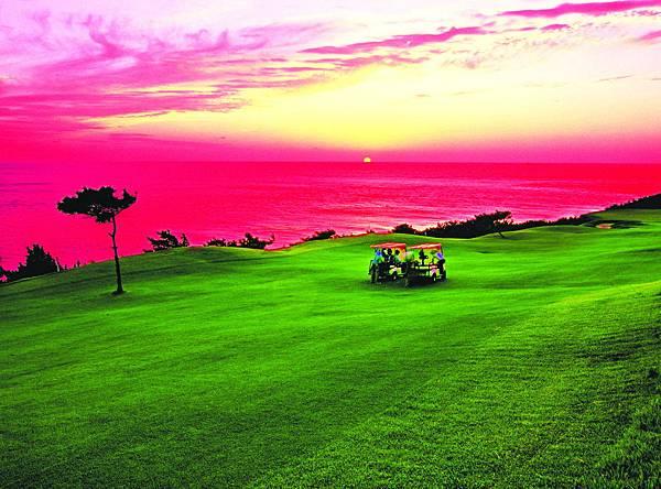 59威海泛华高尔夫球场