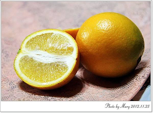 甜橙(柳丁)