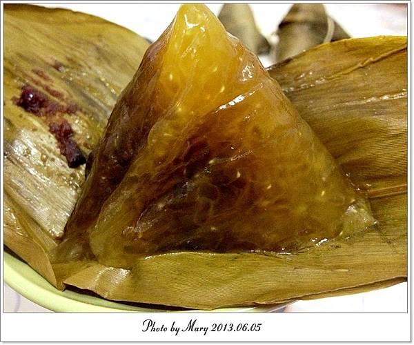 峨眉柑橘園-周媽媽-紅豆冰粽2-06