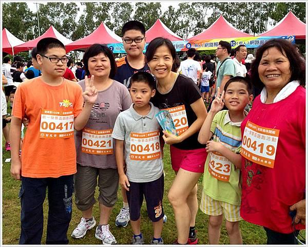 竹南統一發票盃3km-1