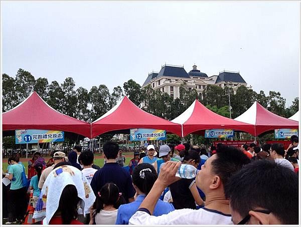 竹南統一發票盃3km-8