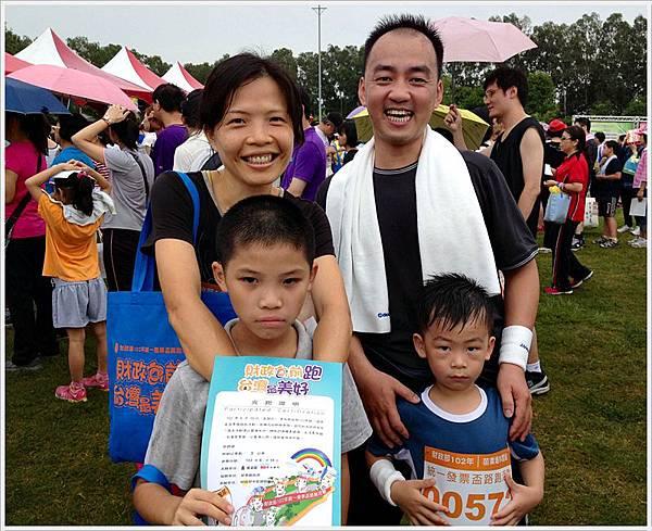 竹南統一發票盃3km-12