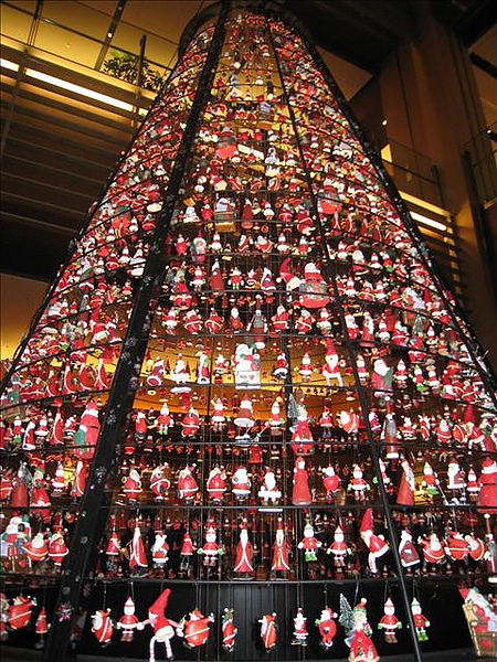 聖誕老公公之樹