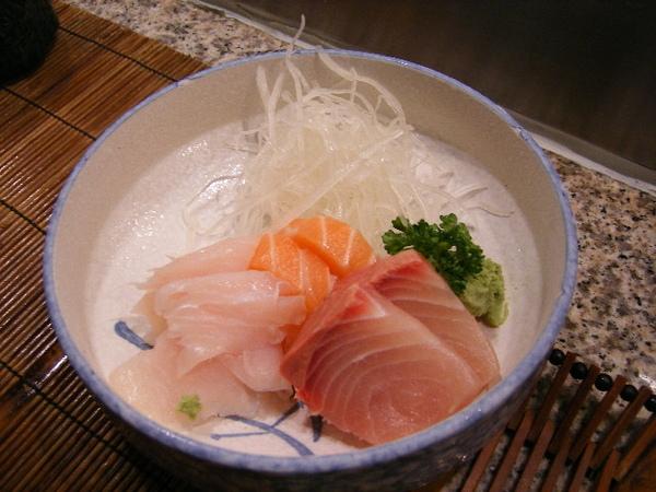 新鮮好吃刺身