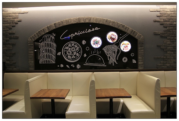 Capricciosa卡布里喬莎(西門店):【台北萬華區】傳承近30年的南義美食-多人聚餐好去處-◎卡布里喬莎(西門NEO WEST店)◎