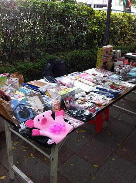 20121223_社區義賣.JPG