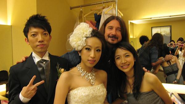 miyuki's wedding