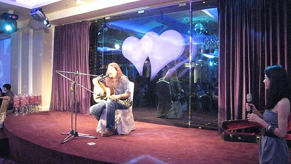 performance in miyuki's wedding