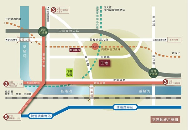 捷年新東方地理位置