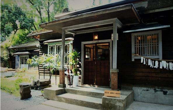 青田七六是知名的「老屋新生大獎」得獎作品