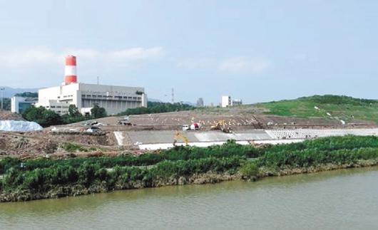 國內歷史最久的內湖垃圾焚化廠,位在內湖垃圾山旁,日前取得「環境教育設施場所」認證,增加環教功能