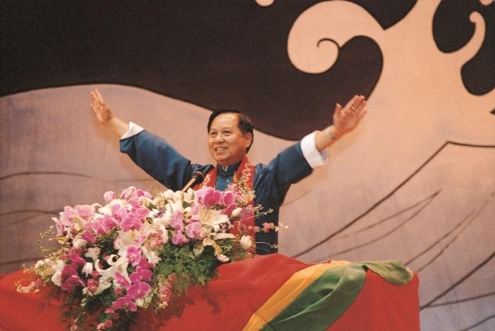 妙天禪師弘法十二週年慶祝晚