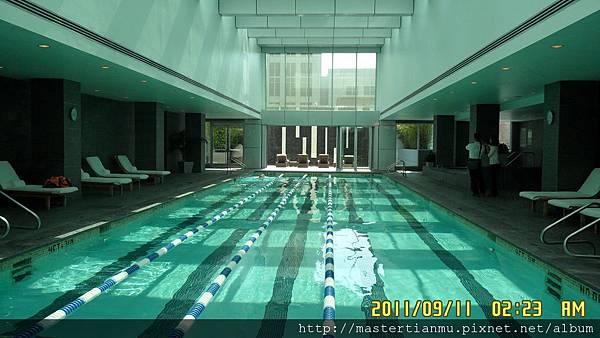 美西豪宅第一高樓_SFO千禧_公設_生理食鹽水泳池02.JPG