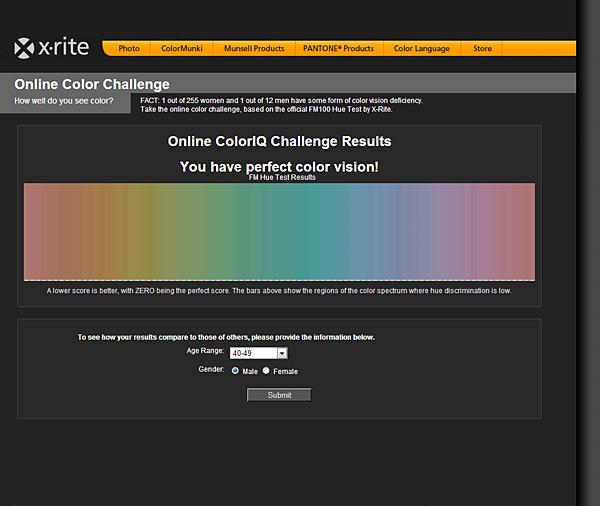 Color-Test - Online-Color-Challenge - X-Rite - 02